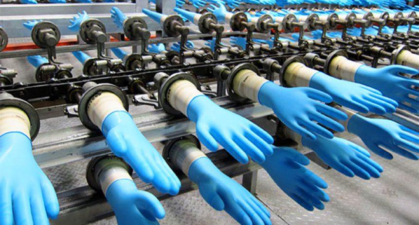 Cơ hội lớn của găng tay y tế